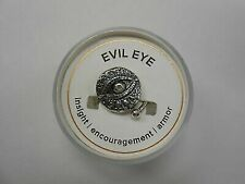 W/tags Authentic Alex and Ani Evil Eye Ring Pc17rwees