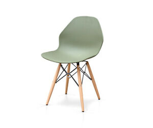 Chair Seat Polypropylene, Various Colors, Packaging 6 Pieces