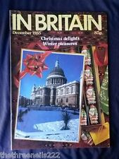 IN  BRITAIN - DEC 1985 - ALL IN A DAYS WORK THE POSTMAN