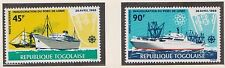(TOA-63) 1968 Togolaise 2set inauguration of DE Lome Port (B) MH