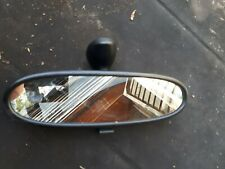 Audi TT Mk1 Interior rear view mirror Black