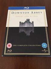 DOWTON ABBEY THE COMPLETE COLLECTION SERIES 1 & 2 BLURAY - VOZ ORIGINAL INGLES