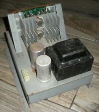 Vintage Audio Amplifier & Power Supply Chassis Solid State