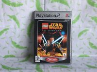 Sony Playstation 2 PS2 game - Lego Star Wars The Video Game - BS2