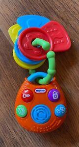 Little Tikes Car Keys & Key Sounds