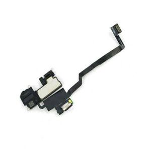 Lighting Earpiece Ear Speaker Front Proximity Sensor Flex Cable for iPhone X