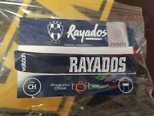 RAYADOS MONTERREY OFFICIAL BRACELET VOLTOCH SIZE CH SMALL WHITE/BLUE