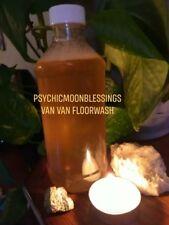 Van Van Floor Wash Reverse Luck Conjure Hoodoo Authentic Magick Pagan Rootwork