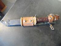 Vintage Romanian AK Bayonet