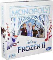 Monopoly Disney Eiskönigin 2 Edition Brettspiel Mono Poly Hasbro Spielen