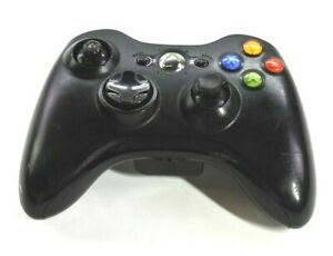 Xbox 360 Wireless Controller Black Mismatch Battery Cover Couldnt Connect