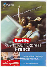 RUSH HOUR EXPRESS FRENCH (CD)