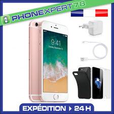 IPHONE 6S 128GO ROSE GOLD DÉBLOQUÉ TOUT OPÉRATEUR IOS TÉLÉPHONE SMARTPHONE