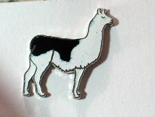 Alpaca Llama Pin ,   Cloisonne pin (lg ) (**)