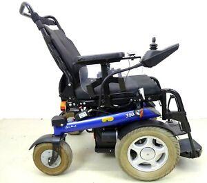 Otto Bock B500 S Elektrorollstuhl Sitzbr. 43 cm mit neuen Akkus Rollstuhl A5151