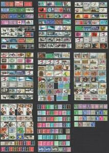 GB MNH Mixed Stamps. Decimal, Pre decimal.