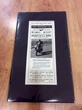 VESPA VINTAGE ORIGINAL 1965 grimsteads SS90 SS180 anuncio PIAGGIO SCOOTER MODS