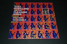 Duke Robillard And The Pleasure Kings~Too Hot To Handle~Rounder~FAST SHIPPING