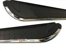 Marche-pieds latéraux Mitsubishi ASX 2010> (D+G), Pearl Black 173cm