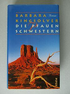 Die Pfauenschwestern, Barbara Kingsolver I Gebundene Ausgabe i Zustand sehr gut