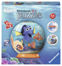 Ravensburger Disney Finding Dory 72pc 3d Jigsaw Puzzle