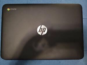 "USED HP Chromebook 14 G3 Chromebook 14"" Display 4GB Ram 16GB SSD NVIDIA Tegra K1"