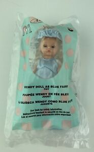 2004 WENDY DOLL AS BLUE FAIRY McDonalds Madame Alexander #5 Mint in Package