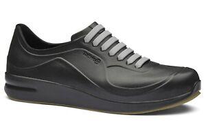 Toffeln Aktiv Flex 220 - Black - Washable Work Shoes - Washable Work Shoes