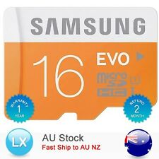 Samsung Uhs-i Class 10 16gb 48mb/s High Speed MicroSD TF Flash Memory Card N0ld