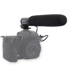 DC/DV Microphone MIC for Canon EOS M 700D 650D 600D 550D 100D 70D 60D 5D MII/III