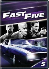 Fast Five [New DVD]