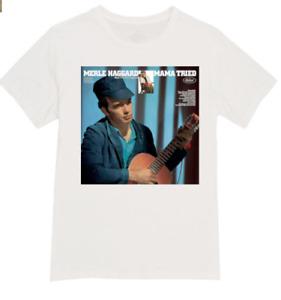 Merle Haggard Mama Tried t-shirt