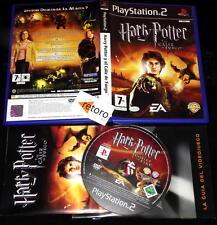 HARRY POTTER y el Caliz de Fuego PlayStation 2 PS2 España Completo Como Nuevo