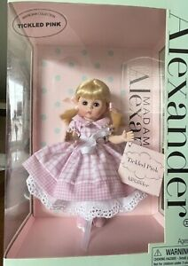 Madame Alexander Doll Tickled Pink #45675, 2007, Tied to box