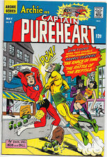 Archie as Pureheart the Powerful #4, Archie Comics 1967 Vfnm