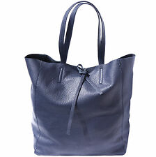 SHOULDER BAG HAND MADE IN ITALY GENUINE LEATHER