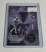 R39,572 - RANDY MOSS - 1998 UPPER DECK - DEFINE THE GAME - ROOKIE - VIKINGS -