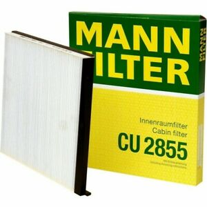 Cabin Air Filter Mann CU2855 for Volvo C70 S60 S80 V70 XC70 XC90