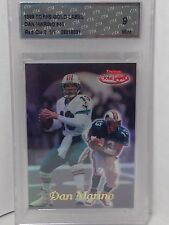 1999 Topps Gold Label Dan Marino #40 Dolphins Red Class 2 CTA 9 SSP True #1/1