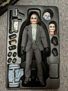Hot Toys The dark knight Joker Bank Robber MMS 079