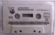 VINTAGE ACTION FORCE  FOR SPECTRUM  48/128K