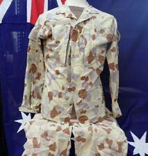 Australian Army DPDU  MK 2 Cam Uniform Jacket & pants SASR CDO Iraq