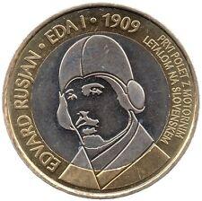 3 EURO SLOVENIE 2009 UNC - 100EME ANNIVERSAIREN DU PREMIER VOL MOTORISE