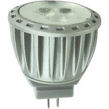 EIKO LED4WMR11/120/830-G5 4 Watt 12 Volt 120 Degree MR11 LED Bulb GU4 Base 3000K