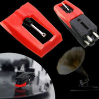 Turntable Phono Ceramic Cartridge with Stylus for LP Vinyl Record Player Tool
