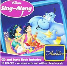 Disney Sing-Along: Aladdin [CD]