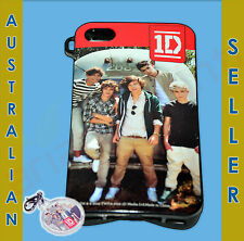 One Direction 1D iPhone cover with Charm