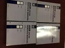 2009 CHEVY COLORADO GMC CANYON Service Shop Repair Manual Set FACTORY BOOKS 09