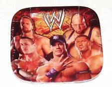 ~WWE WRESTLING~  8-PAPER DESSERT PLATES BIRTHDAY CHILD PARTY SUPPLIES