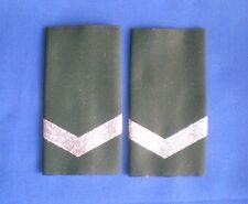 Bulgarian Border Guard Uniform SHOULDER Rank BOARDS